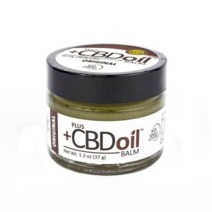 Plus CBD Oil: Hemp Salve (50mg CBD)
