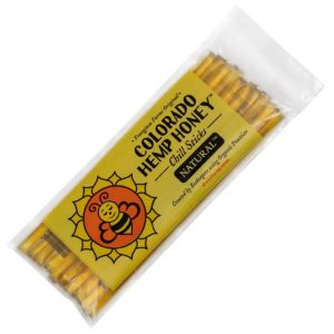 Raw Relief Honey Chill Sticks (10 Pack)