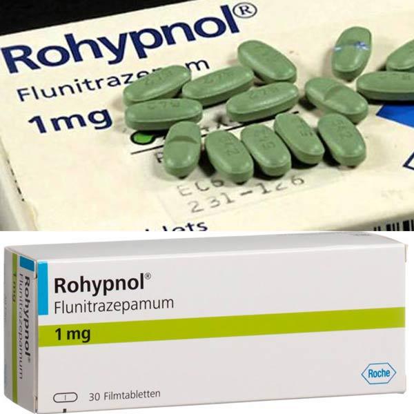 Rohypnol 1mg(30 tabs) online