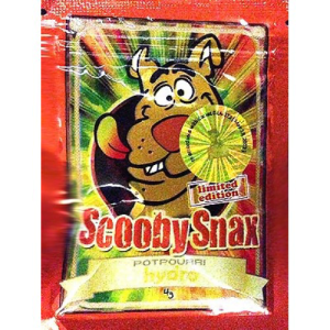SCOOBY SNAX HYDRO HERBAL INCENSE