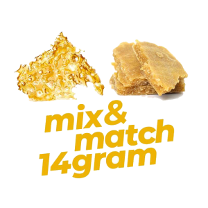 Shatter/Budder Mix and Match (14G)