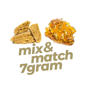 Shatter/Budder Mix and Match (7G)