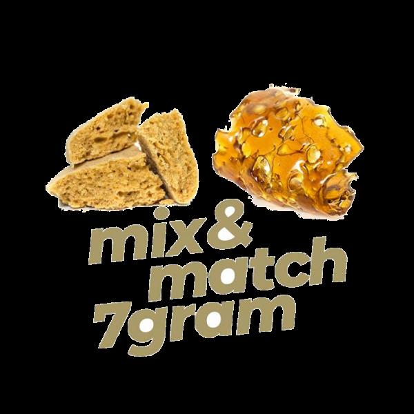 Shatter/Budder Mix and Match (7G)