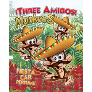 THREE AMIGOS MONKEES