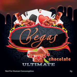 VEGAS ULTIMATE CHOCOLATE HERBAL INCENSE