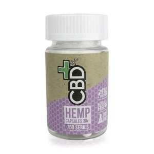 CBDfx: Cannabis Capsules with CBD (25mg CBD) Online