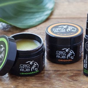 CBD For Life Original Rub Online