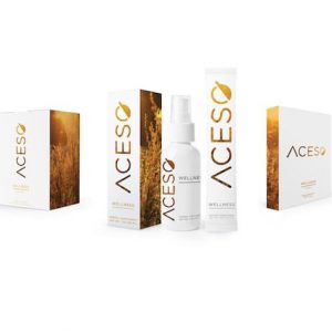 Aceso Wellness CBD Beverage Powder