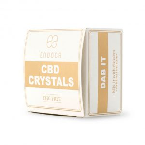 Endoca Pure CBD Cannabidiol Crystals Online