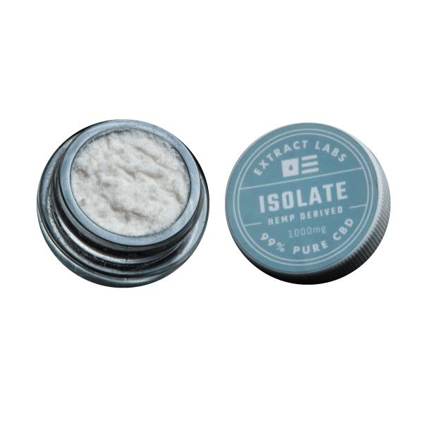 Extract Labs 99% CBD Isolate Powder 1 Gram Online