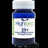 Highland Pharms 25+ – Hemp Softgel Capsules Online