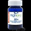 Highland Pharms Hemp Softgel Capsules 50mg -30ct Online
