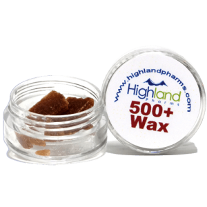 Highland Pharms 500Plus Hemp Wax Crumble Online