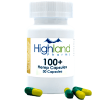 Highland Pharms Hemp Vegan Capsules 100mg -30ct Online
