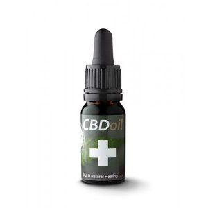 Dutch Natural Healing CBD Oil 825mg 10ml Mint Flavored