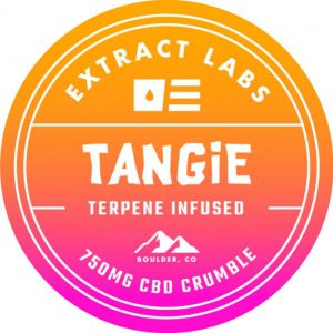 Extract Labs CBD Crumble Tangie Online